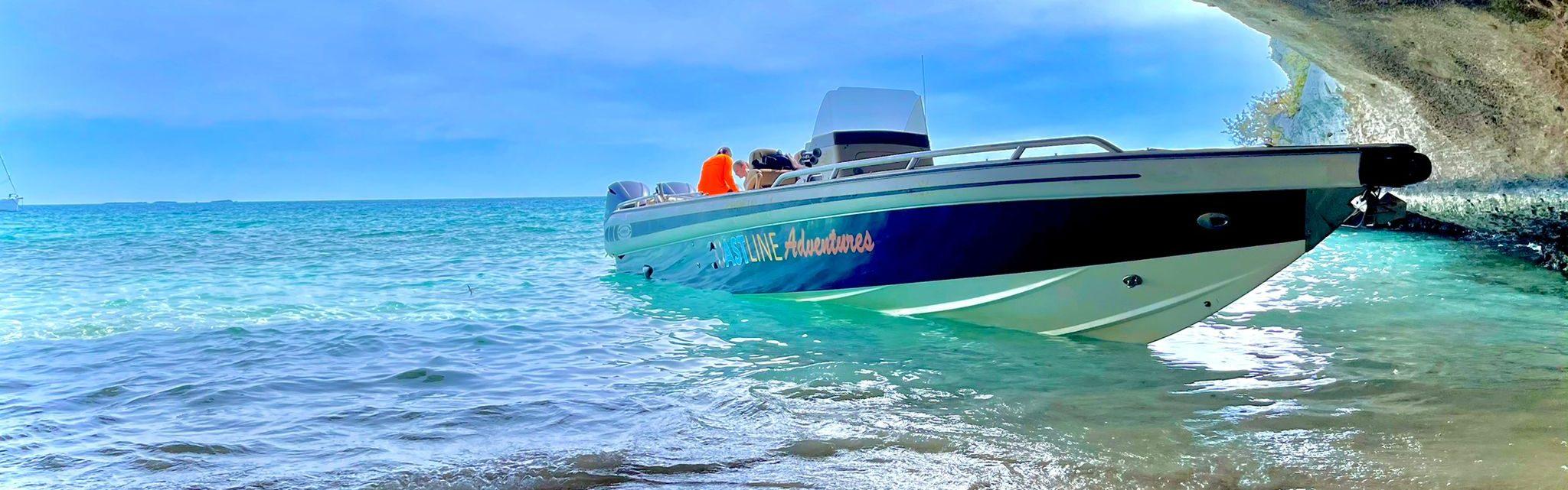 Coastline Adventures Exuma